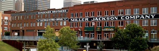 GPS offices located in the Miller-Jackson Building in Oklahoma City